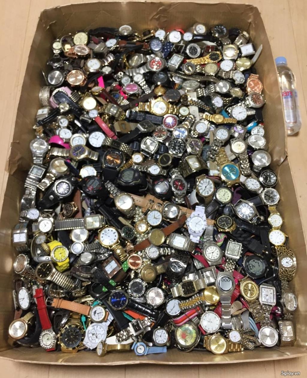 Hàng trăm lô đồng hồ Nhật tại Yahoo Japan cho bác nào kinh doanh nhé - 3