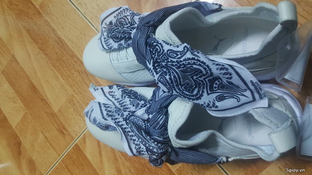 Thanh lý giày, quần áo  PUMA, Converse chính hãng 100%
