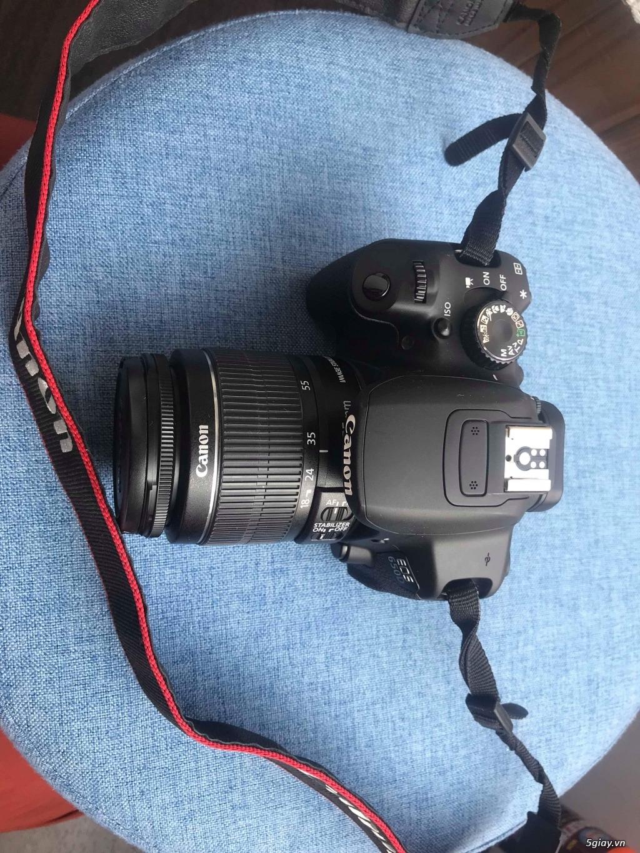 HCM Canon 650D len kit 18-55, fix 50 1.8 ít chụp - 4