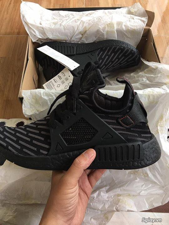 adidas NMD Xr1 Primeknit Tripple Black used ( ít sử dụng )