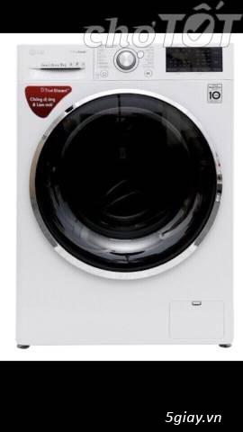 Máy giặt cửa trước LG 2018 Model FC1409S2W