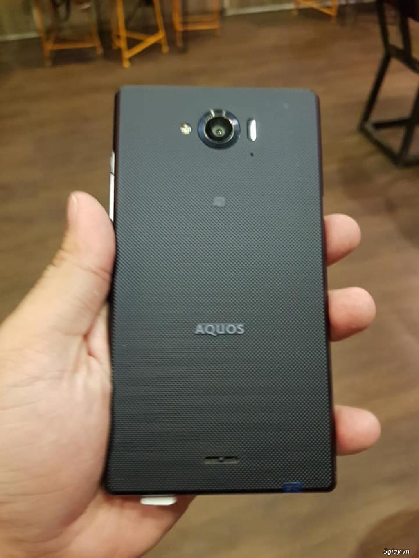Sharp SH01G: LCD 5.5inch FullHD,chống nước,cấu hình cực tốt ,pin trâu - 4