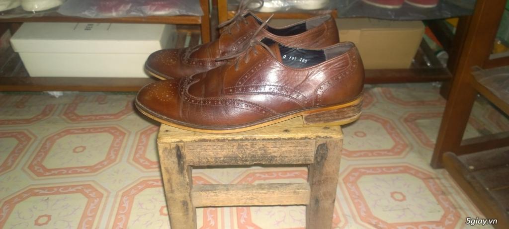XẢ lô hàng chuyên giầy xuất khẩu tồn kho - 37