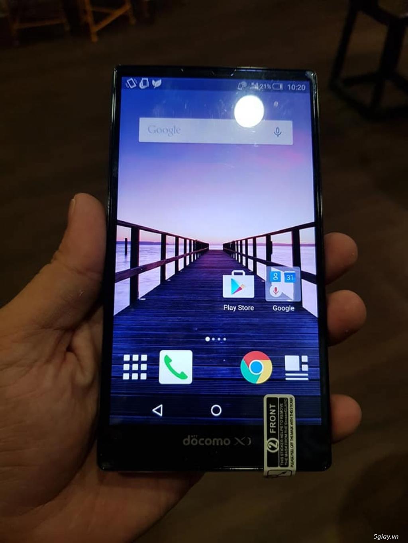 Sharp SH01G: LCD 5.5inch FullHD,chống nước,cấu hình cực tốt ,pin trâu - 1