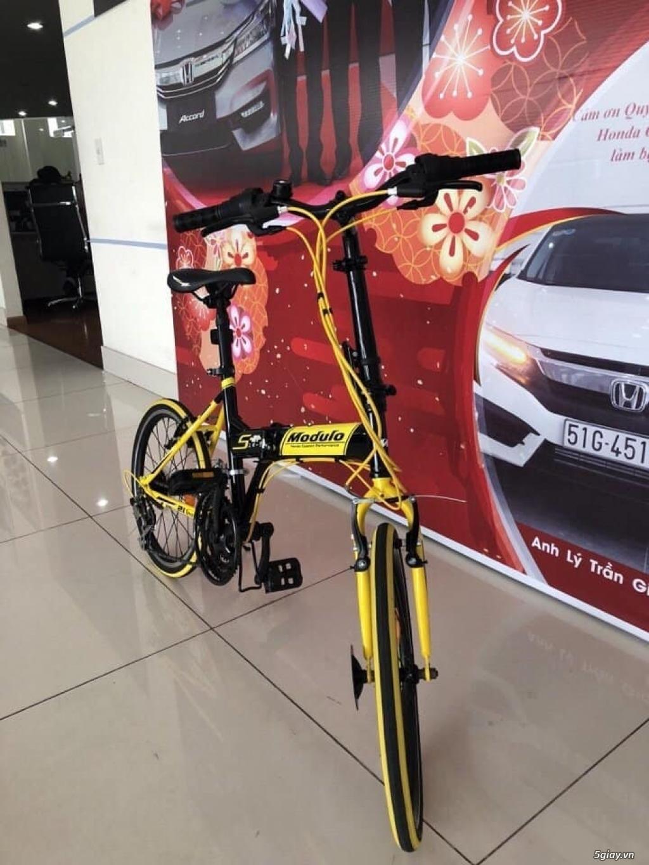 Xe Đạp Gấp Chính Hãng Honda Modulo Giá Cực Sốc - 9