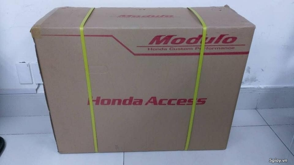 Xe Đạp Gấp Chính Hãng Honda Modulo Giá Cực Sốc - 8