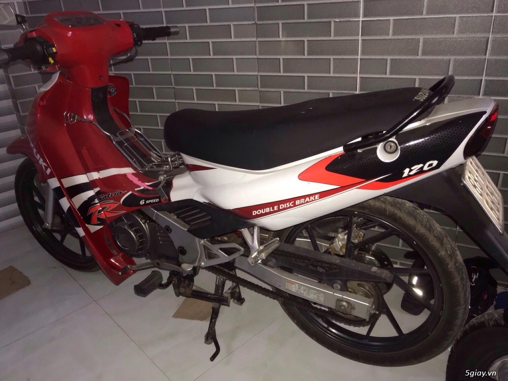 Suzuki Satria/xipo đời 2000 - 2