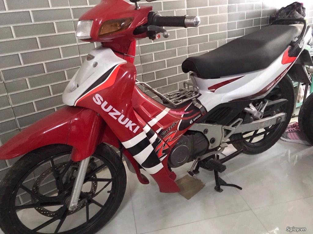 Suzuki Satria/xipo đời 2000