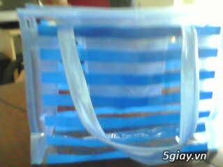 Thiết kế, in, gia công bao bì, túi nhựa trong PVC, túi simily - 13
