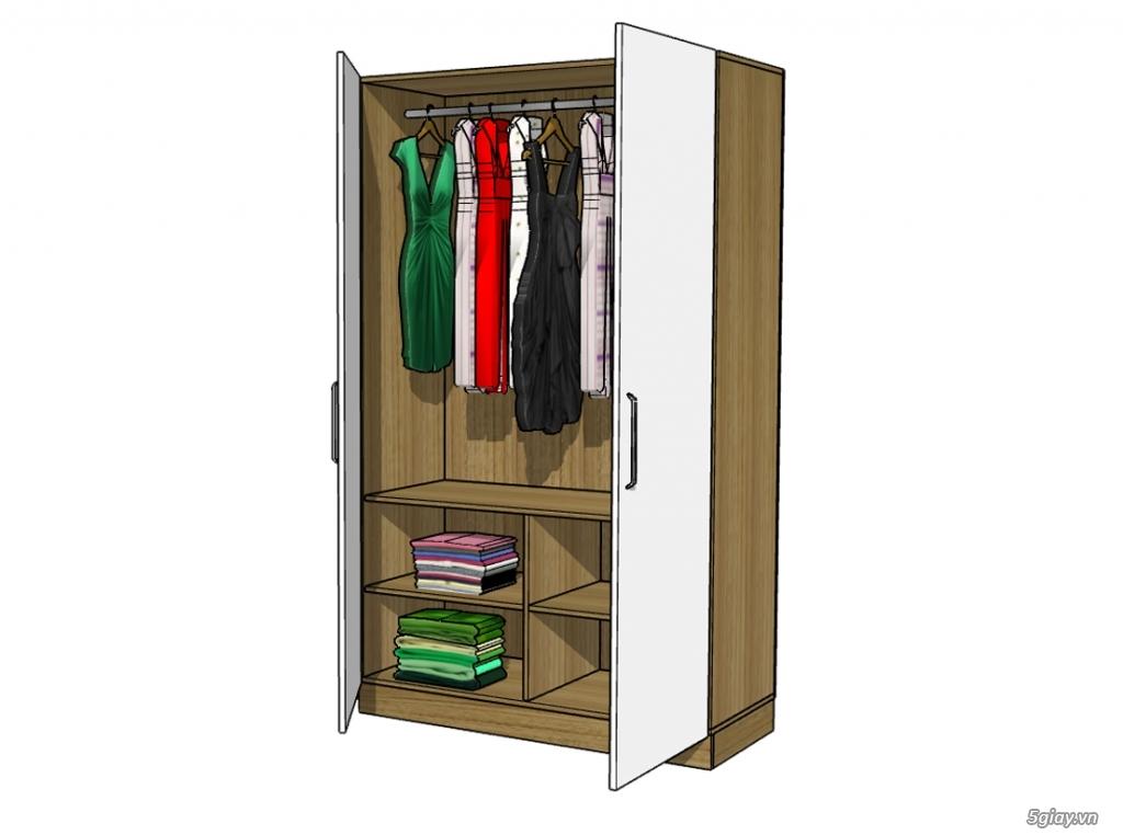 Đồ gỗ nội thất nhà ở, căn hộ giá rẻ, mẫu mã đẹp, chất lượng tốt (HCM) - 8
