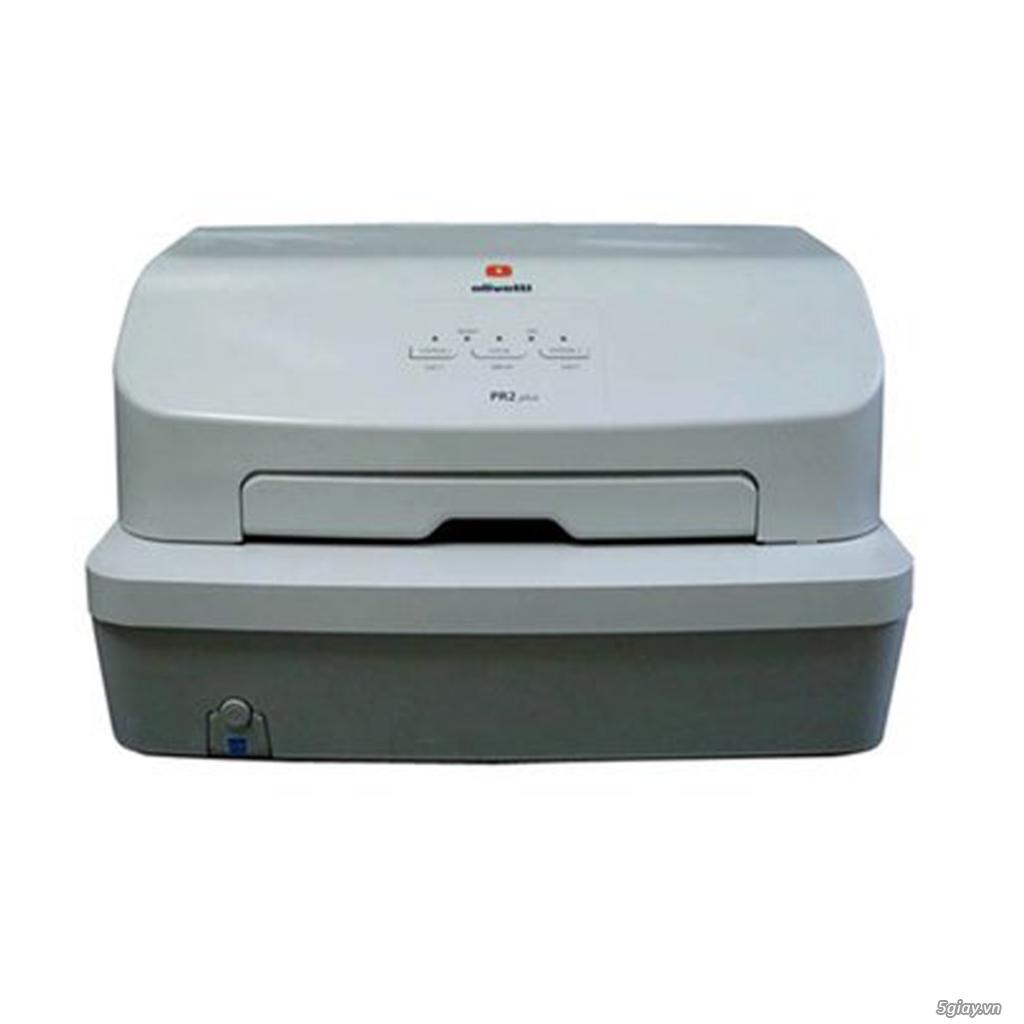 Máy in Olivetti PR2 Plus, Nạp giấy phẳng hoàn toàn
