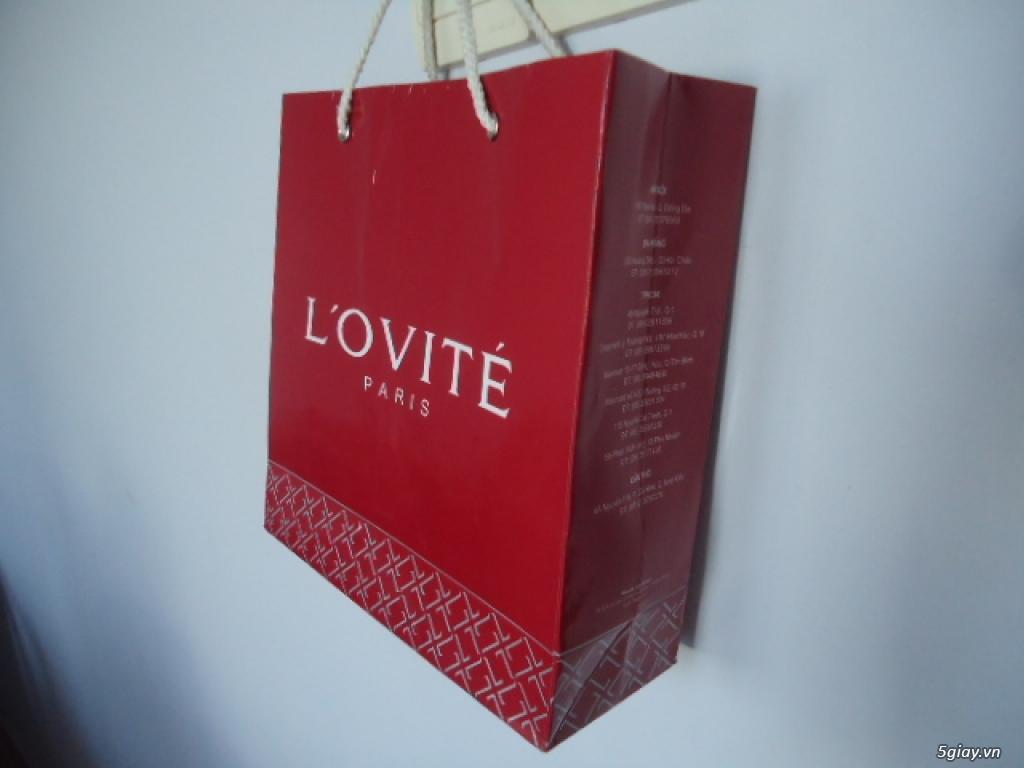 Thiết kế, in, gia công túi vải không dệt, túi vải bố, túi-hộp giấy - 10