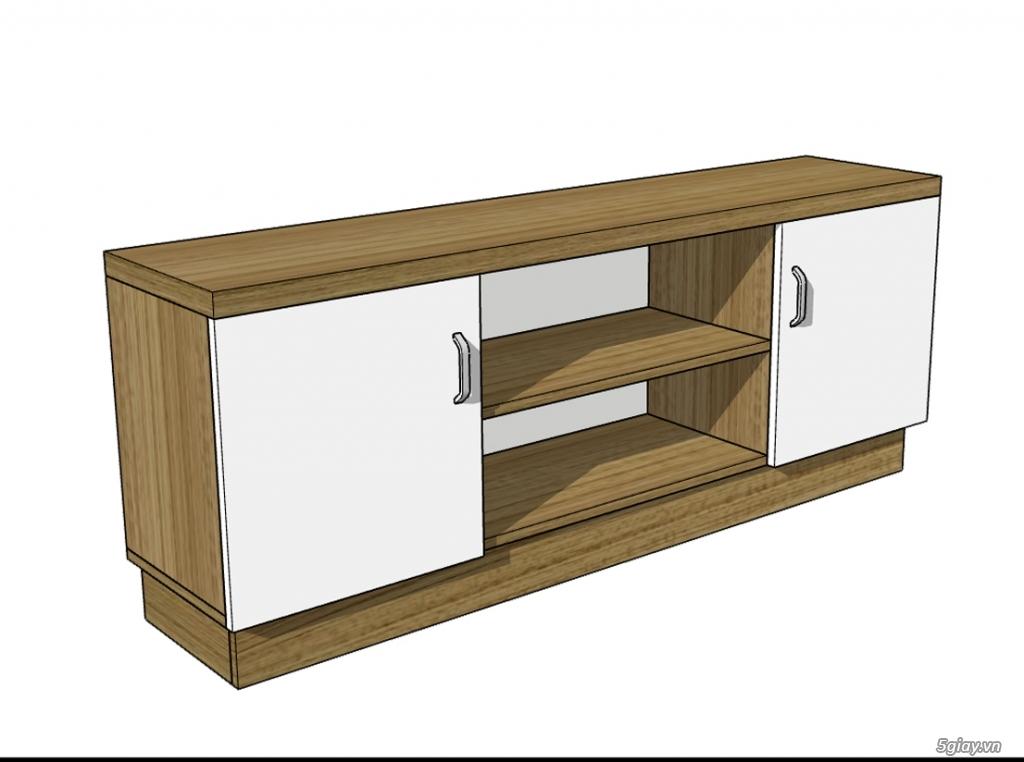 Đồ gỗ nội thất nhà ở, căn hộ giá rẻ, mẫu mã đẹp, chất lượng tốt (HCM) - 9