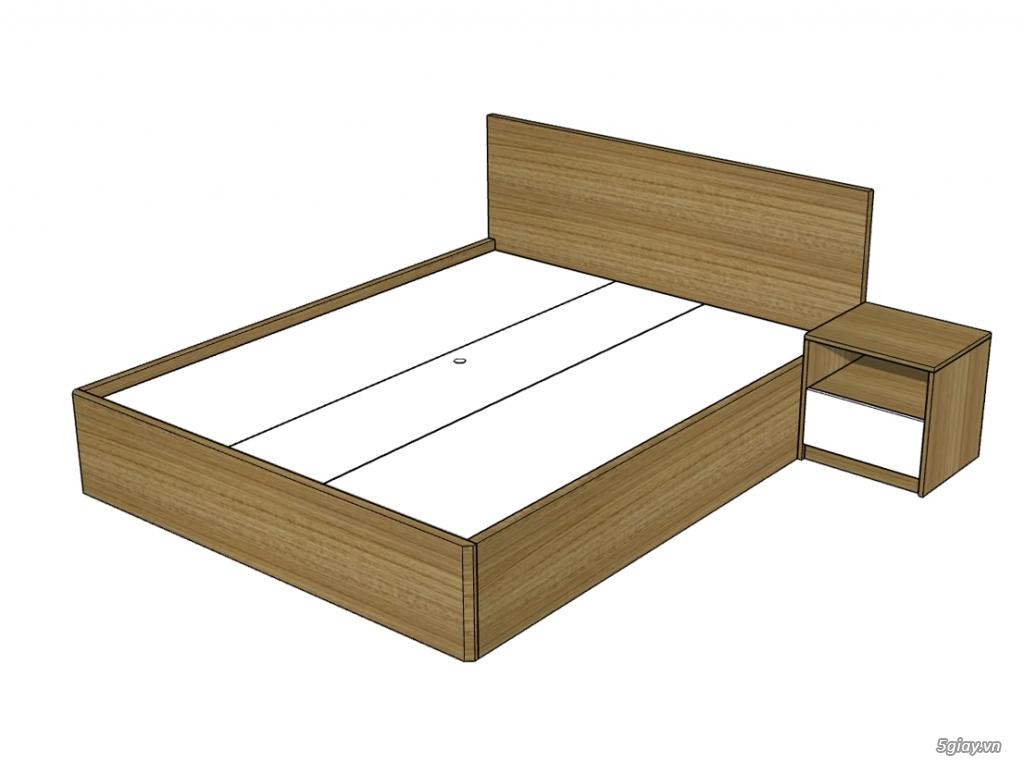 Đồ gỗ nội thất nhà ở, căn hộ giá rẻ, mẫu mã đẹp, chất lượng tốt (HCM) - 6