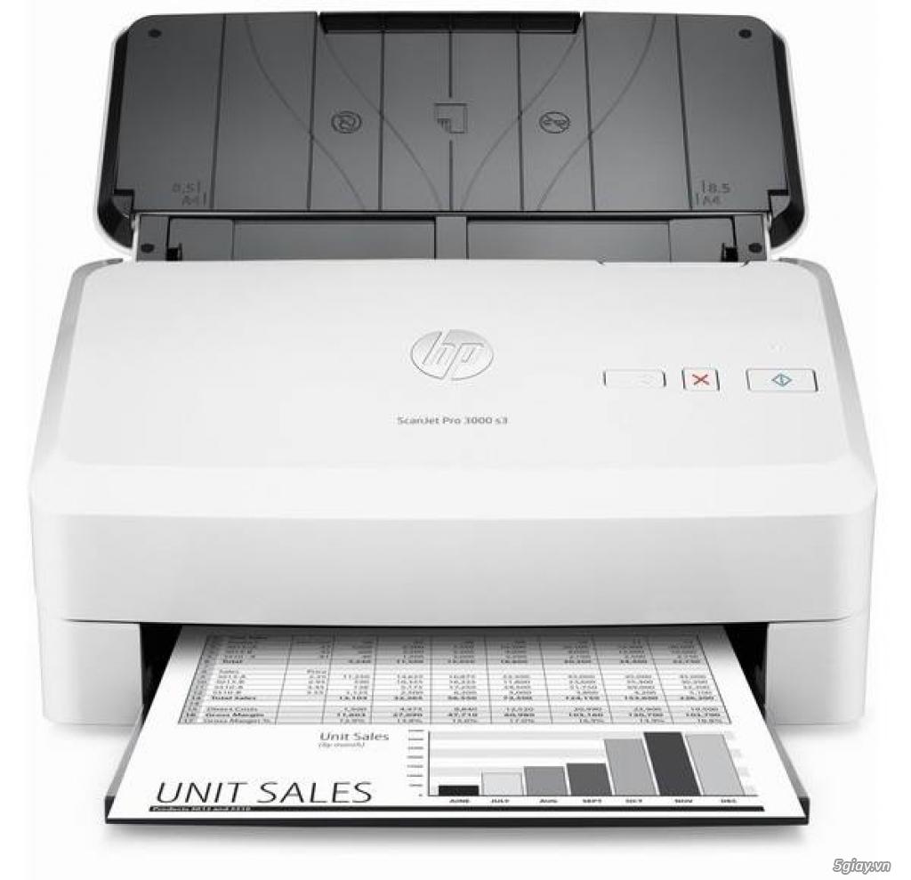 Máy quét HP Scanjet Pro 3000 s3 Sheet, feed Scanner