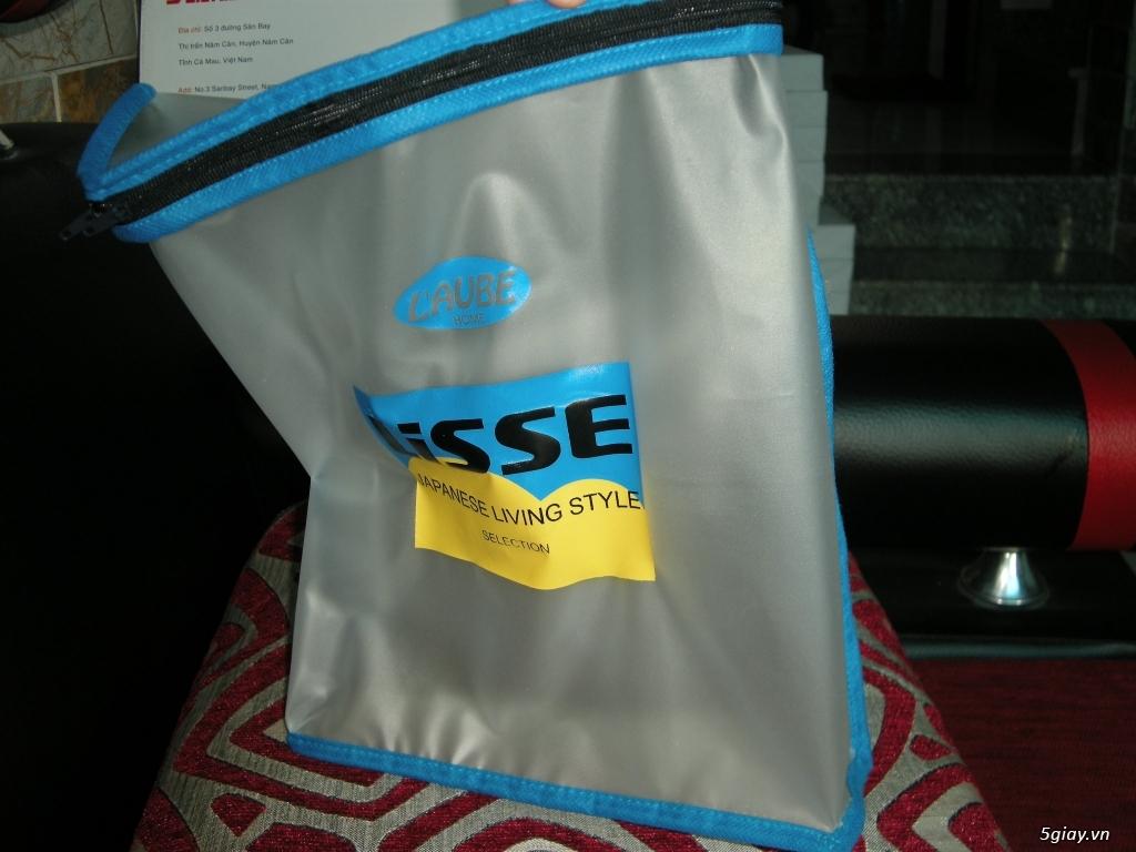 Thiết kế, in, gia công bao bì, túi nhựa trong PVC, túi simily - 8