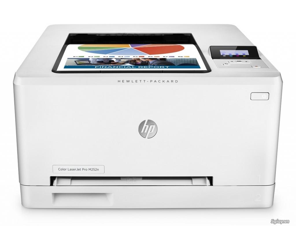 Máy in laser màu HP 252N HP Color