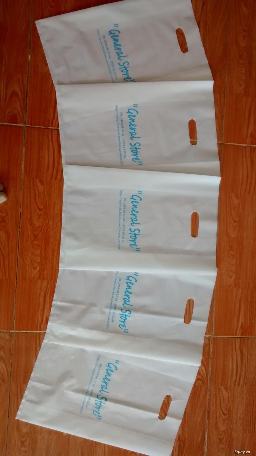 Thiết kế, in, gia công bao bì, túi nhựa trong PVC, túi simily - 11