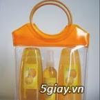 Thiết kế, in, gia công bao bì, túi nhựa trong PVC, túi simily - 12