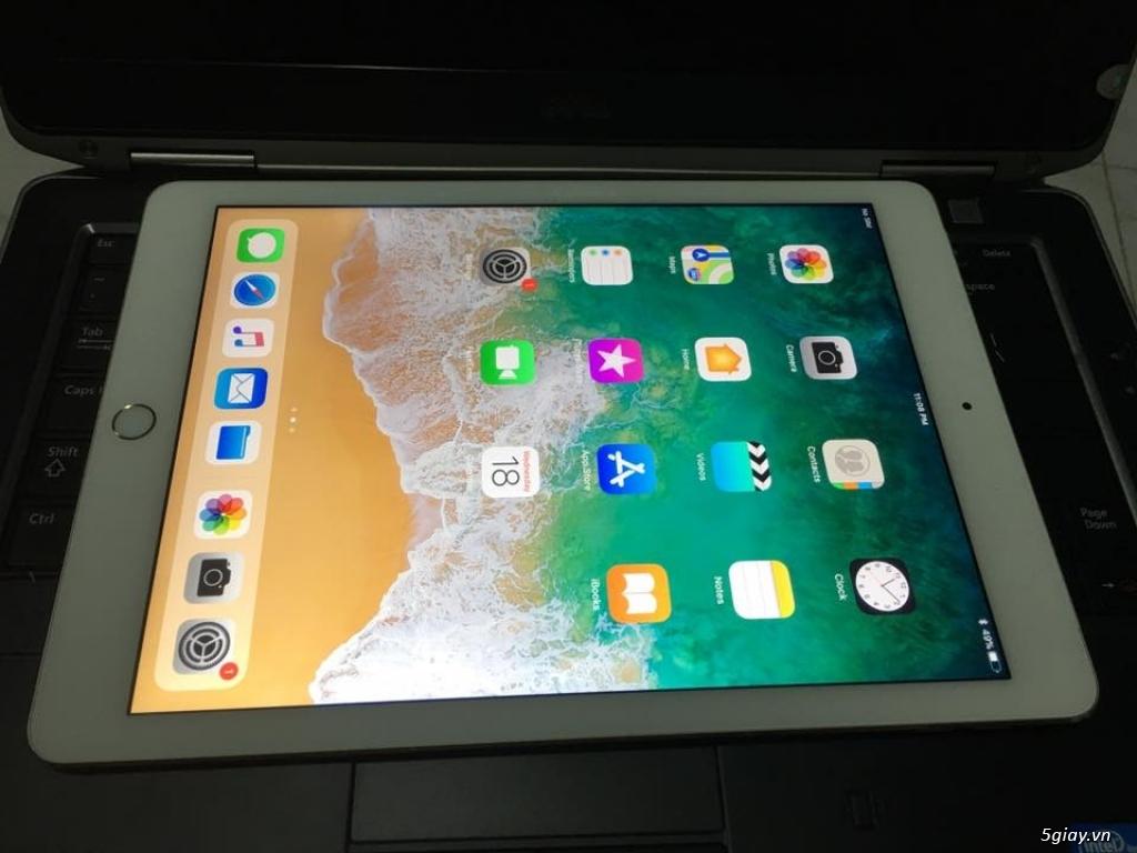 ipad air 2 16g có sim 4g wifi zin all gold - 4