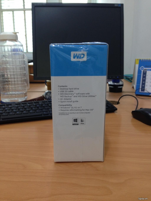Ổ cứng ngoài WD Easystore 8TB USB 3 0 - TP Hồ Chí Minh - Five vn
