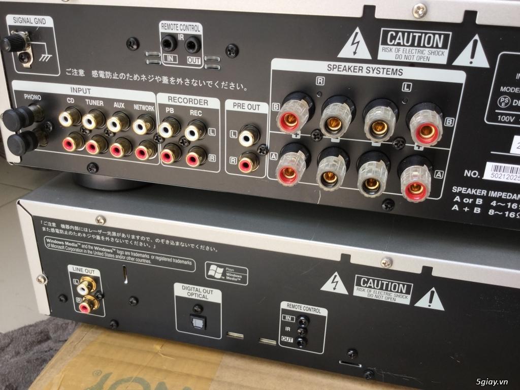 Ampi Pioneer a9mkii/CD PD6mkii 100v. - 2