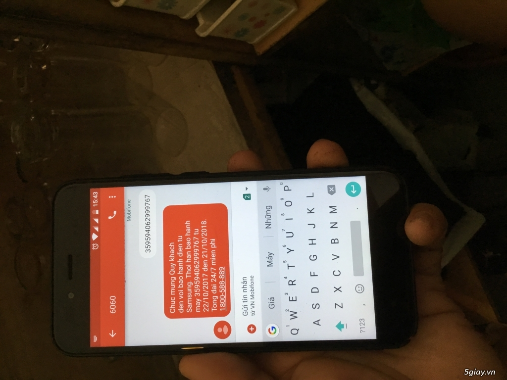 Samsung tab E,còn bh 10/2018,máy chất mua về là xài - 3