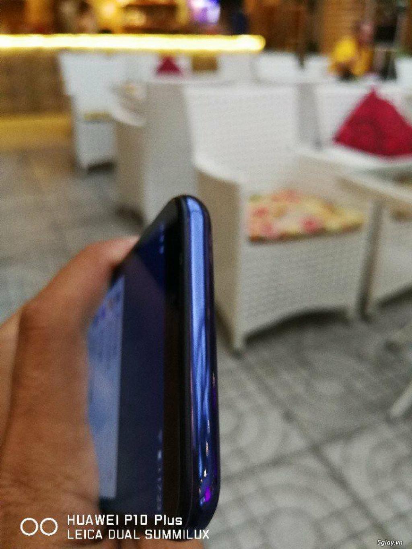 Hàng độc: Gionee F6 new 99% với 2 camera,màu Blue,màn 18:9 thời thượng - 4
