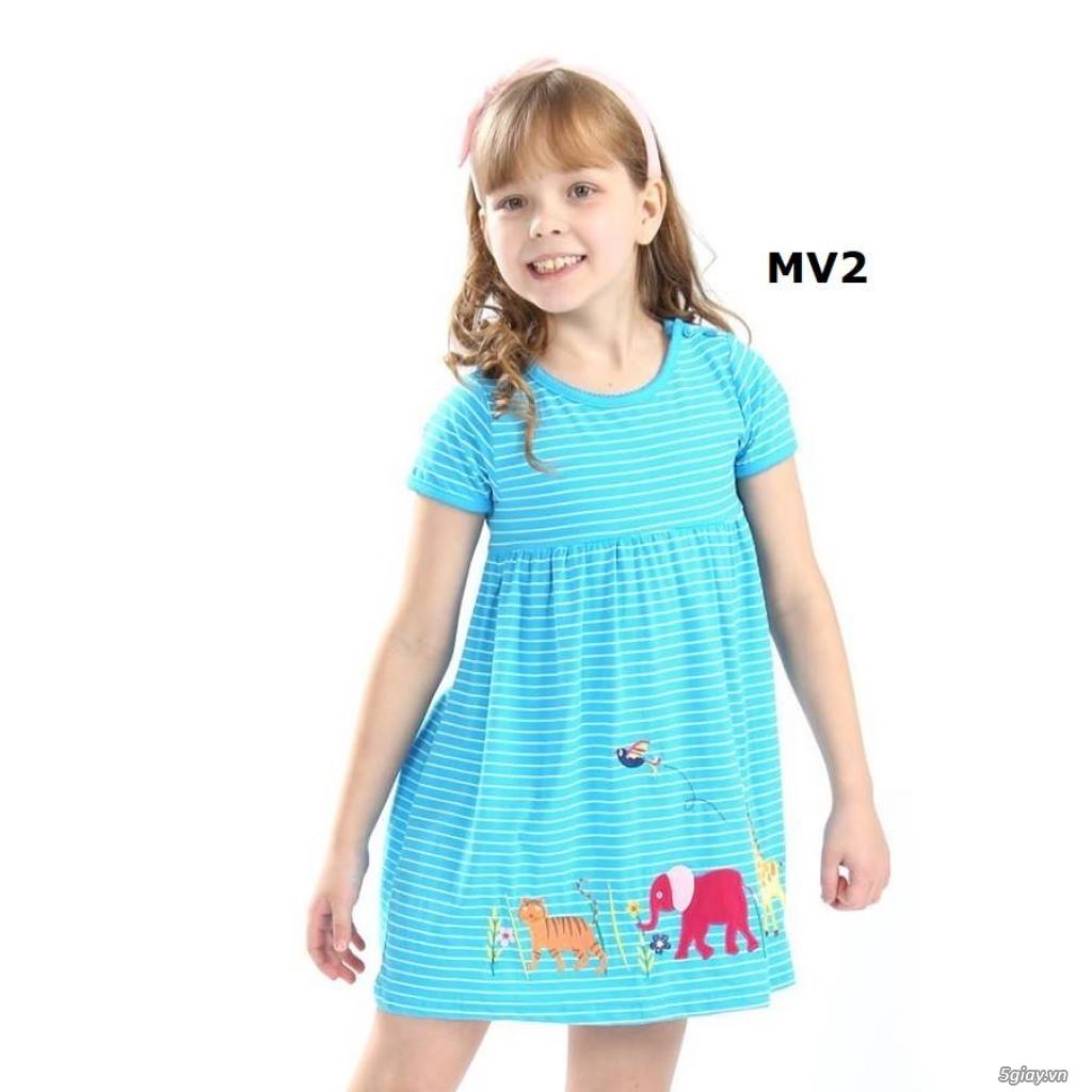 ⭐Chỉ Trên 30k Váy (Đầm)Trẻ Em Xuất Khẩu Châu Âu 2018 Little Bitty⭐ - 7
