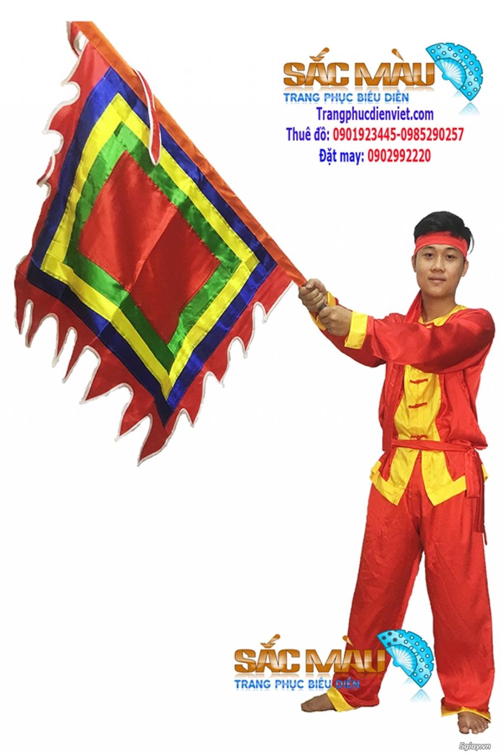 Cho thuê trang phục lính tây sơn giá rẻ quận 12, tphcm - 1