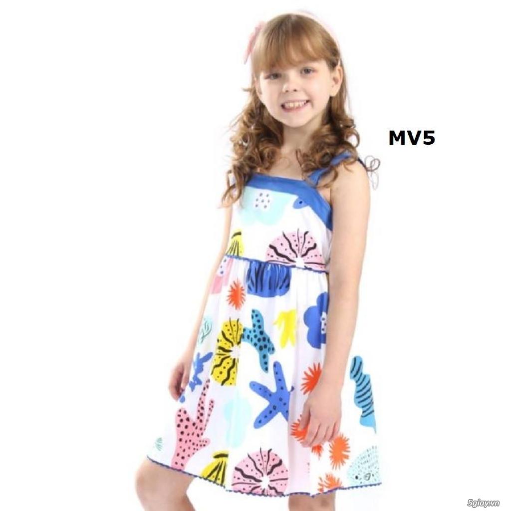 ⭐Chỉ Trên 30k Váy (Đầm)Trẻ Em Xuất Khẩu Châu Âu 2018 Little Bitty⭐ - 10