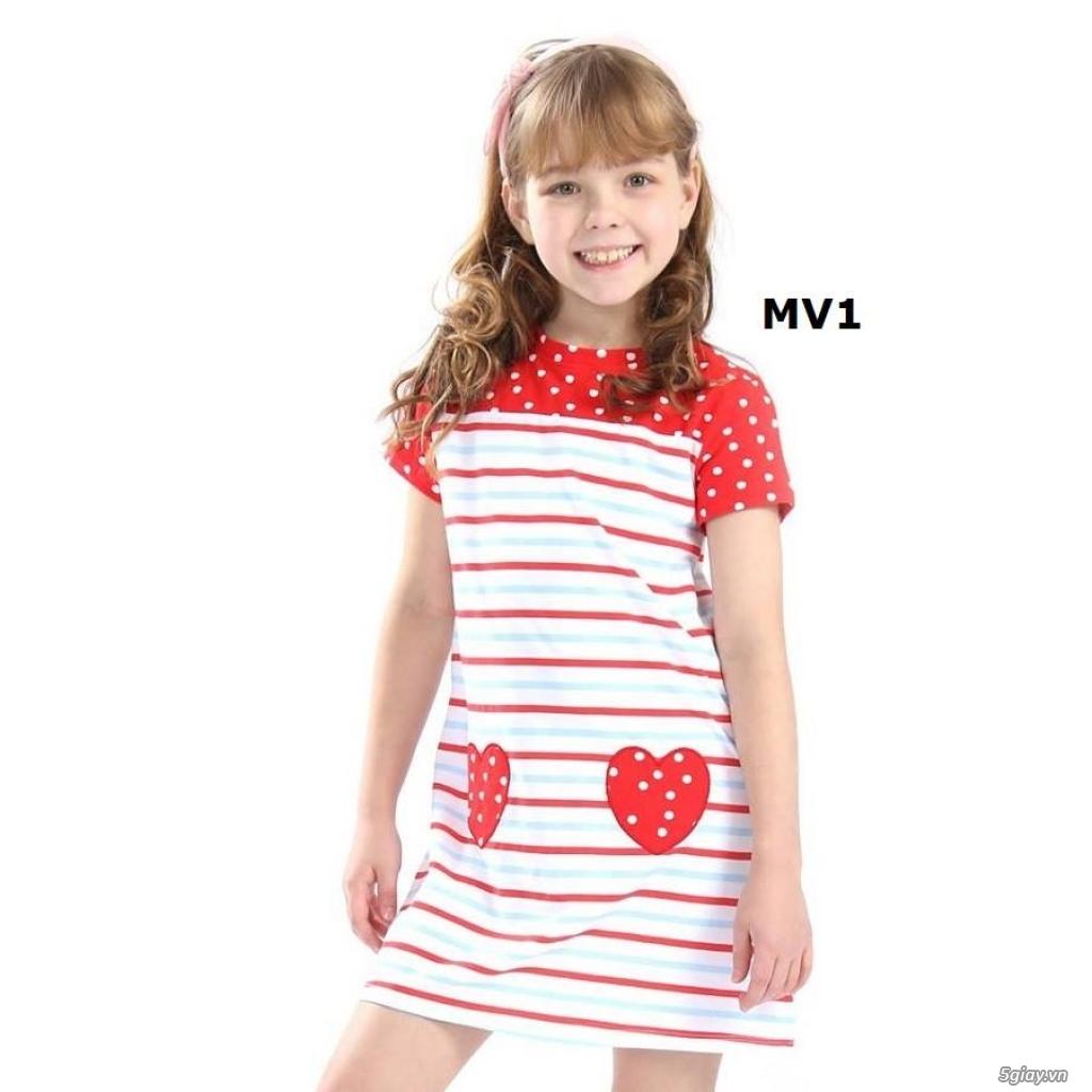 ⭐Chỉ Trên 30k Váy (Đầm)Trẻ Em Xuất Khẩu Châu Âu 2018 Little Bitty⭐ - 6
