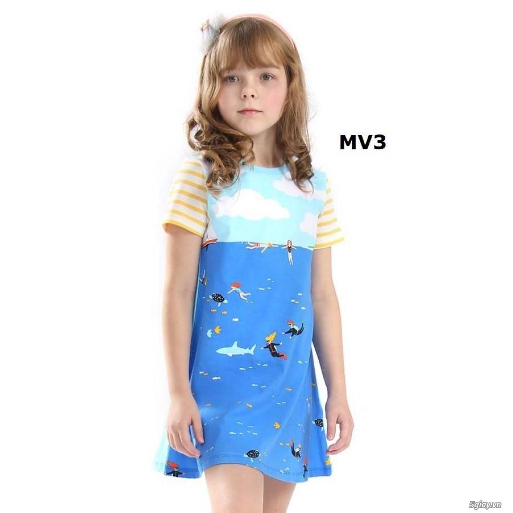 ⭐Chỉ Trên 30k Váy (Đầm)Trẻ Em Xuất Khẩu Châu Âu 2018 Little Bitty⭐ - 8
