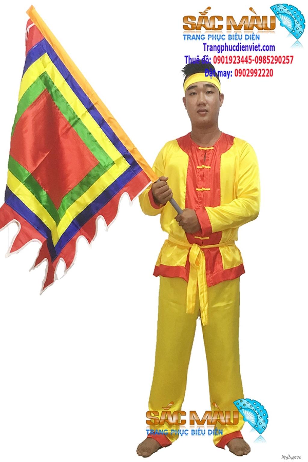 Cho thuê trang phục lính tây sơn giá rẻ quận 12, tphcm - 4