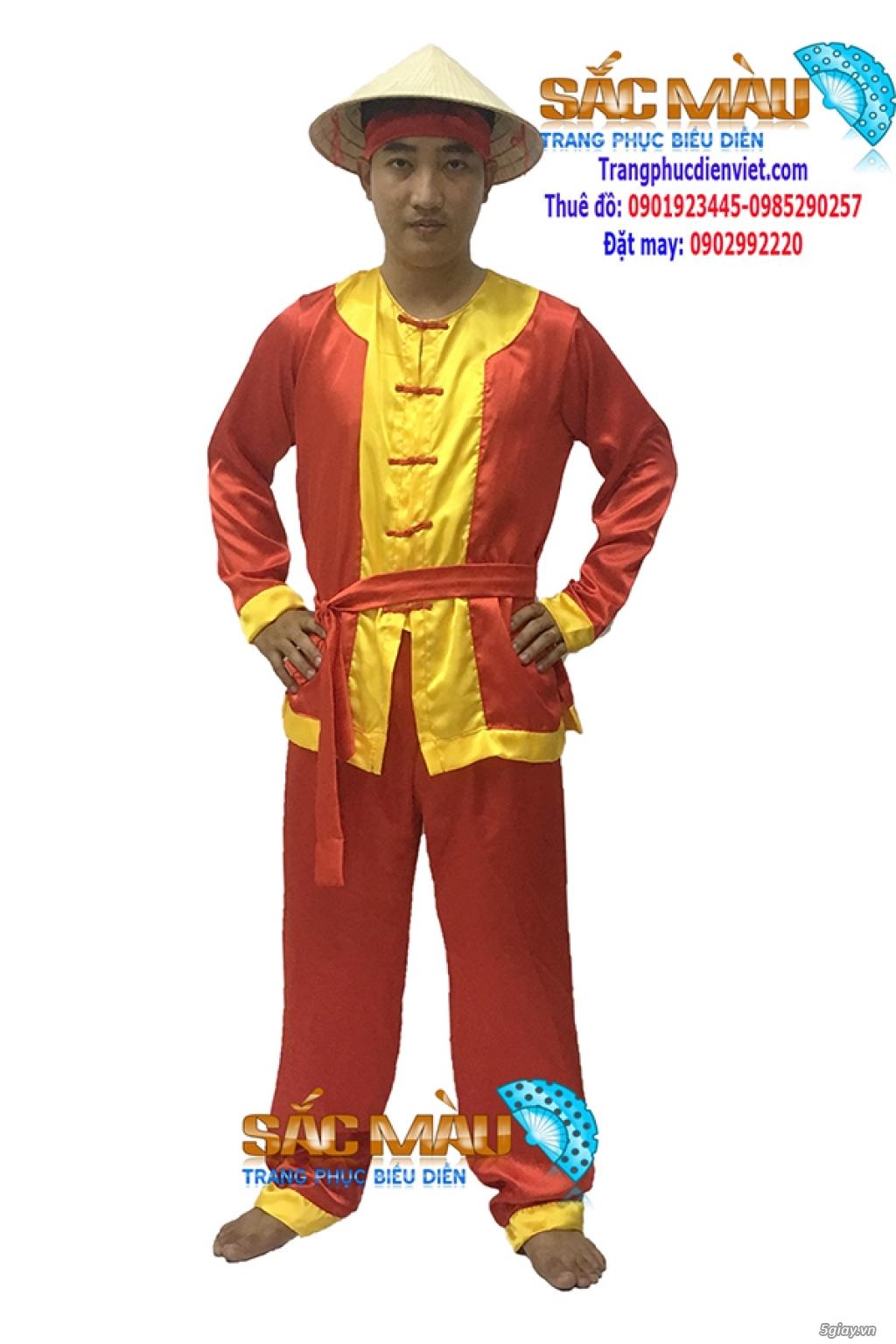 Cho thuê trang phục lính tây sơn giá rẻ quận 12, tphcm - 3