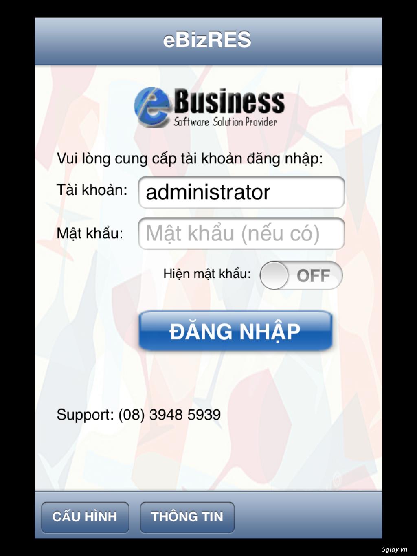 Phần mềm quản lý quán cafe, quán trà sữa TP. Hồ Chí Minh - 5