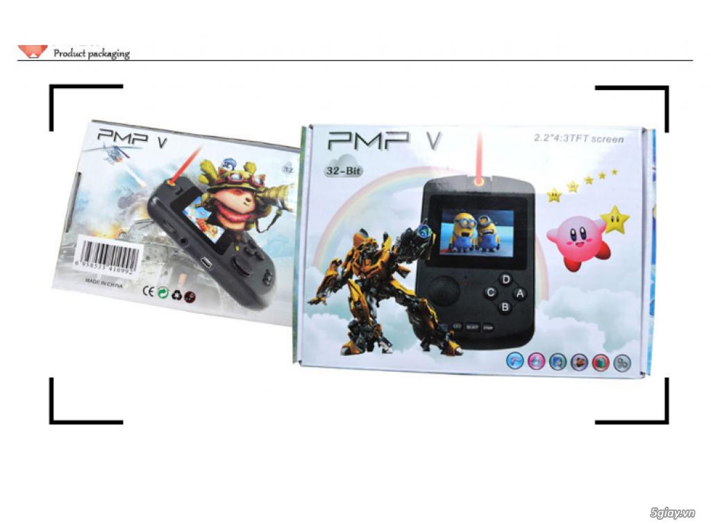 Cần bán: Máy chơi game PMP V - 2