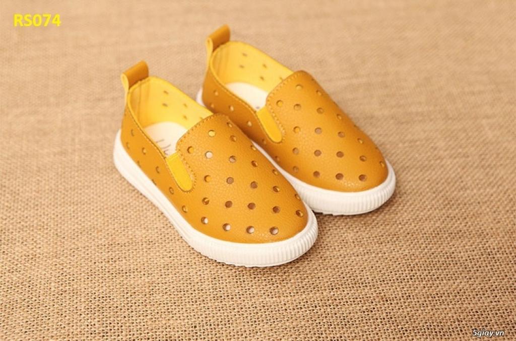 Bộ sưu tập giày cho bé yêu, đủ size cho bé - 11