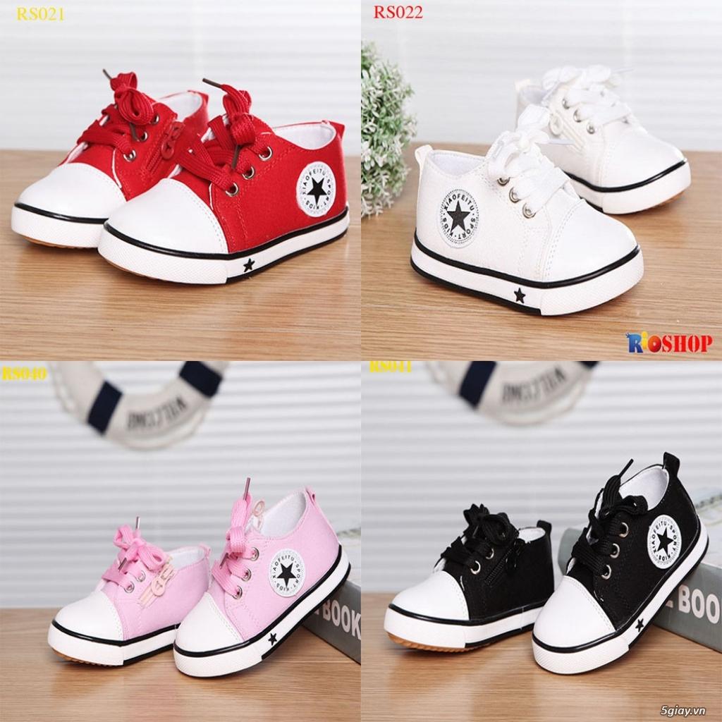 Bộ sưu tập giày cho bé yêu, đủ size cho bé - 3