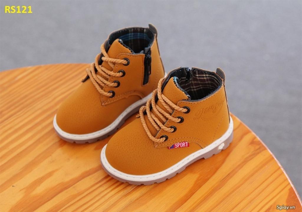 Bộ sưu tập giày cho bé yêu, đủ size cho bé - 17