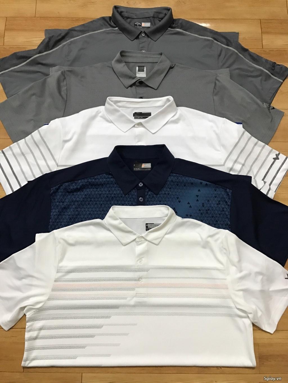 Aó Nike Golf - chuyên đề size to (XL, XXL), nhiều mẫu... - 4