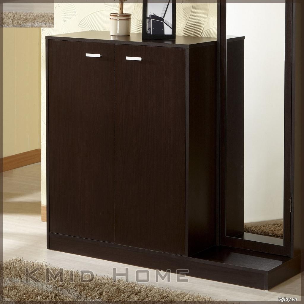 Tủ giầy Hokku Kiến Mộc (Shoe cabinets Hokku) - 6
