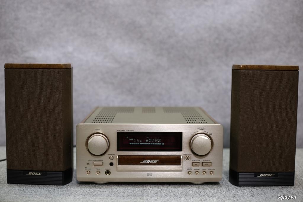 Đầu máy nghe nhạc MINI Nhật đủ các hiệu: Denon, Onkyo, Pioneer, Sony, Sansui, Kenwood - 22