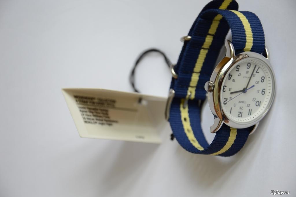 Đồng hồ Timex new 100% còn bảo hành - 1