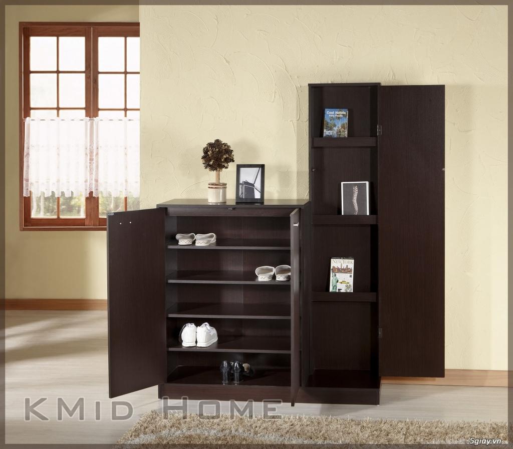 Tủ giầy Hokku Kiến Mộc (Shoe cabinets Hokku) - 10