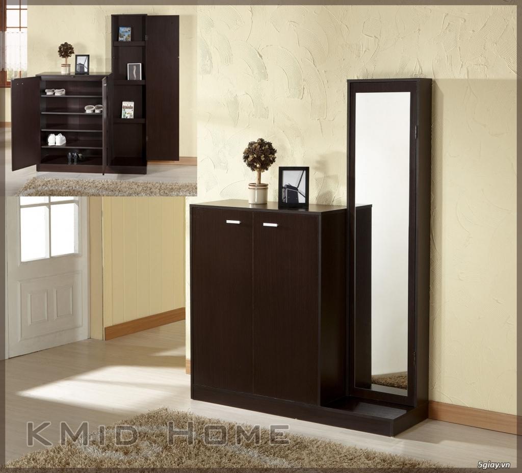 Tủ giầy Hokku Kiến Mộc (Shoe cabinets Hokku) - 8