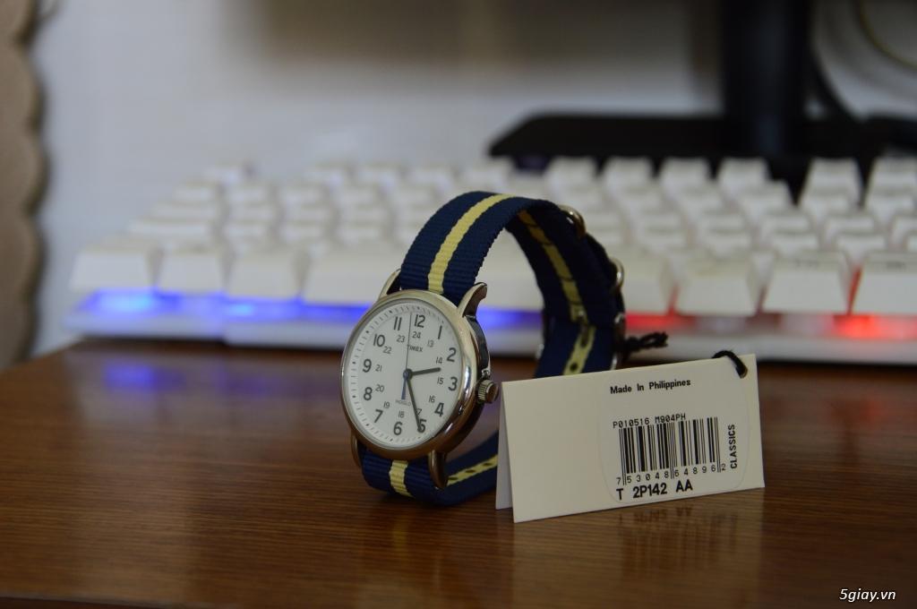Đồng hồ Timex new 100% còn bảo hành - 4