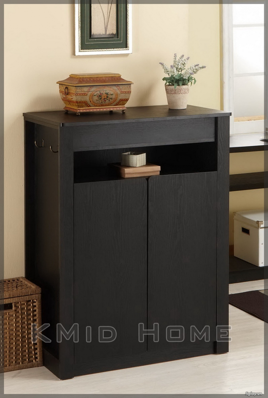 Tủ giầy Hokku Kiến Mộc (Shoe cabinets Hokku) - 4