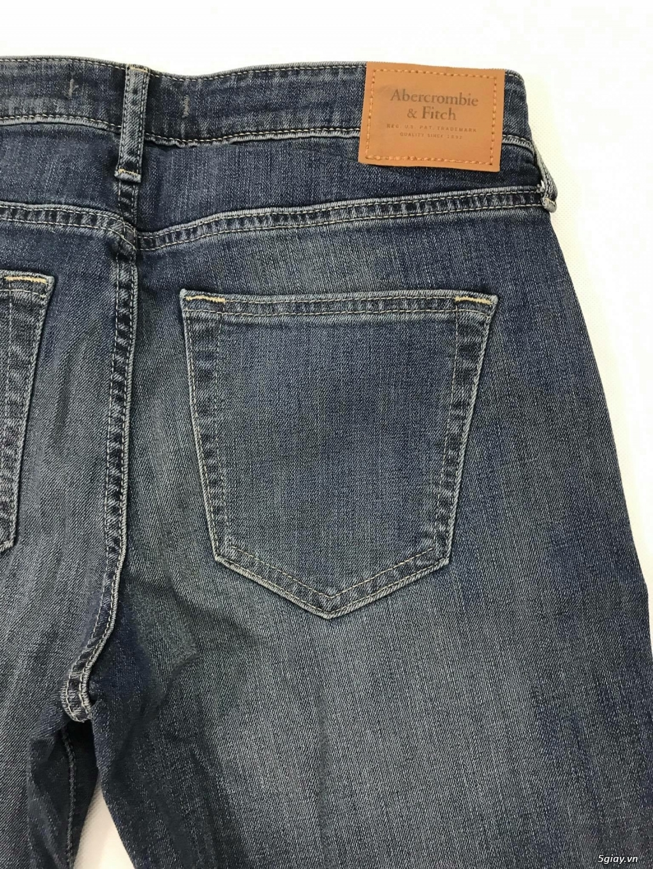 Cần thanh lý quẩn jeans abercrombie & fitch mua bên mỹ . - 23