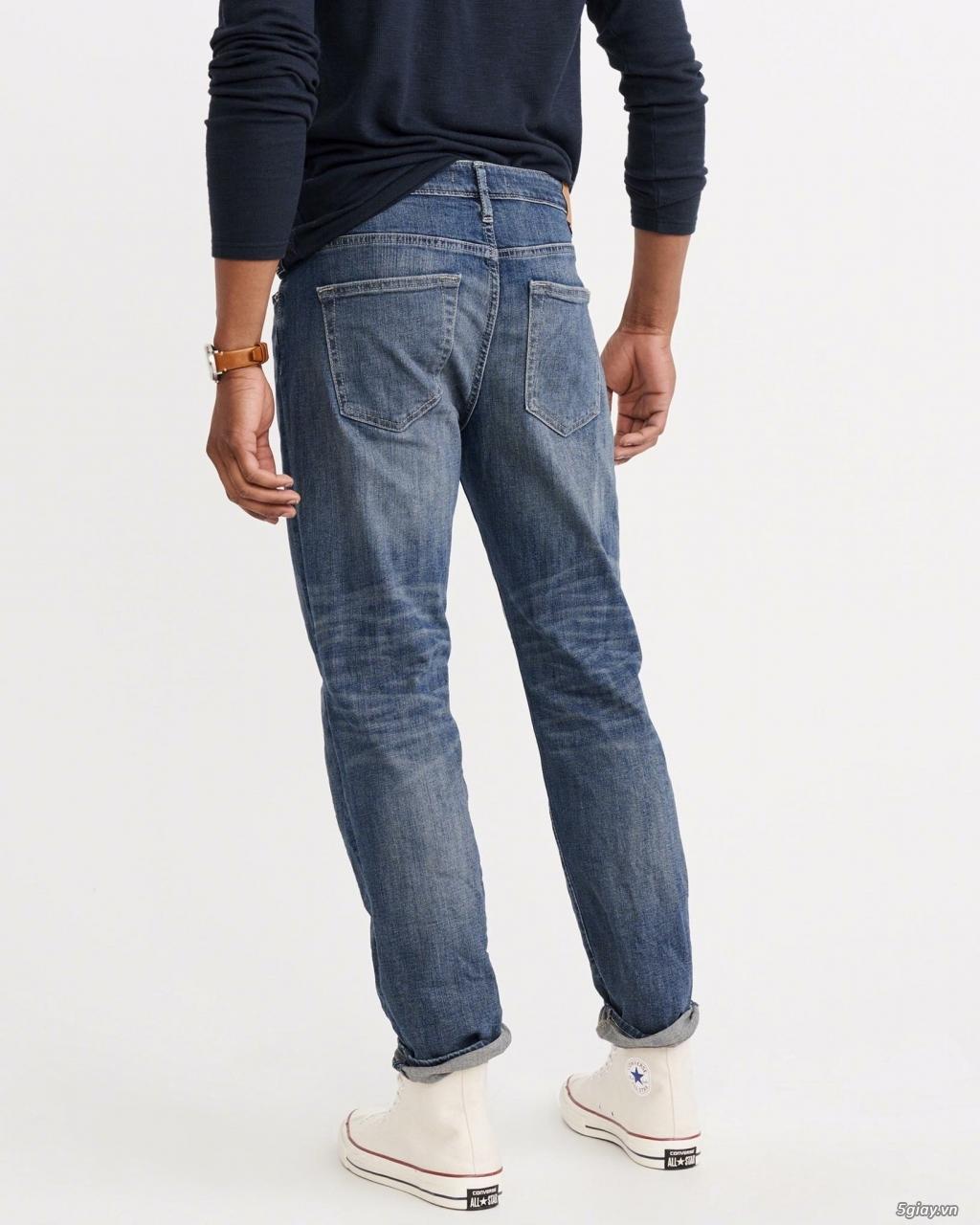 Cần thanh lý quẩn jeans abercrombie & fitch mua bên mỹ . - 3
